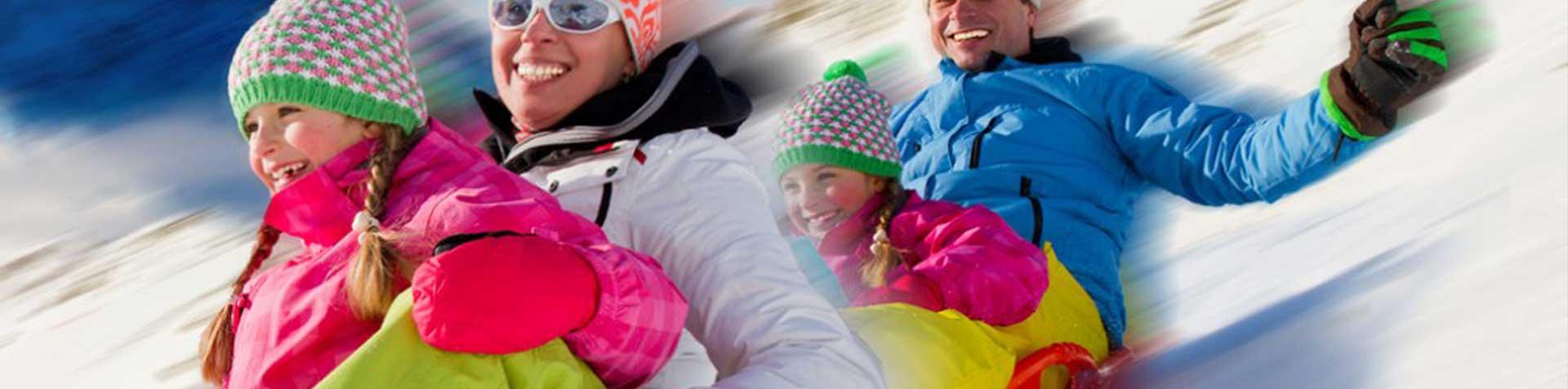 Au ski en famille pour la première fois?
