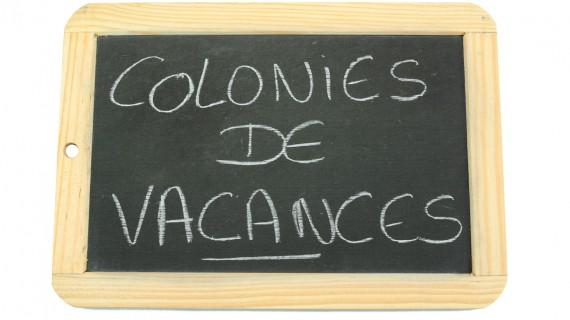 colonies de vacances